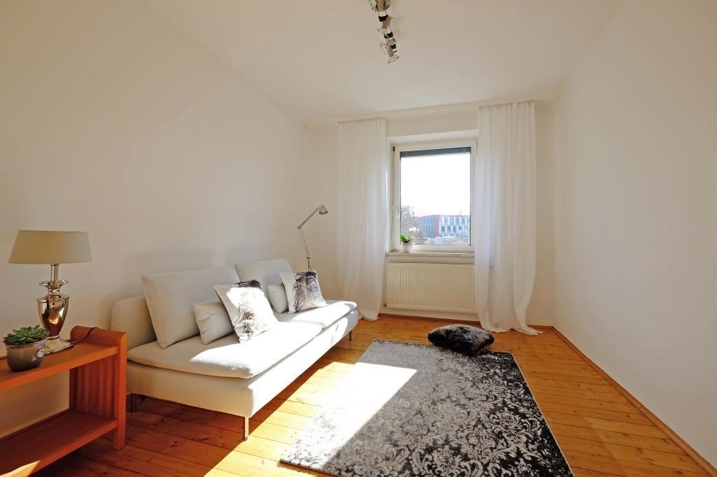 2-Zimmer-Wohnung in ruhiger Lage - provisionsfrei