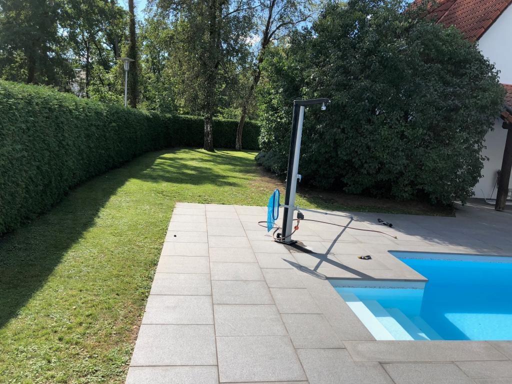 jpgcnt ---- Topsaniertes Einzelhaus  nahe Langholzfelder Wald mit Pool und Keller und Doppelgarage-ein Juwel /  / 4061Pasching / Bild 12