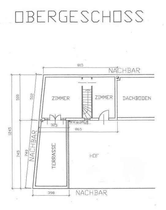 Altes Weinhauerhaus in Pfaffstätten - renovierungsbedürftig! /  / 2511Pfaffstätten / Bild 14
