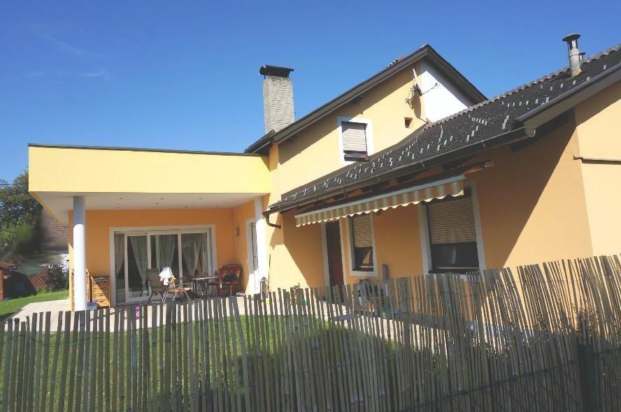 Klagenfurt- Zentrumnähe, Doppelhaushälfte, sonnige Ruhelage, Sackgasse