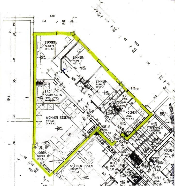 St.Veit 3 km, Kraigerseenähe: Wunderschöne, neu sanierte 92 m² EGT-Wohnung /  / 9300St. Veit an der Glan / Bild 1
