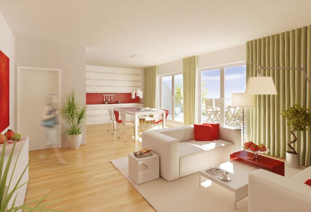 Anlage mit 3 - 4,3 % Rendite: Wohnungen ab 34 m²