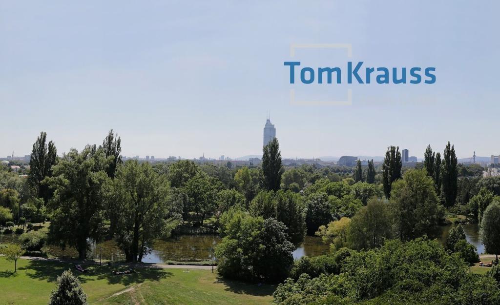 LUXUS-PENTHOUSE AN DER ALTEN DONAU 360° Panoramablick /  / 1210Wien / Bild 4