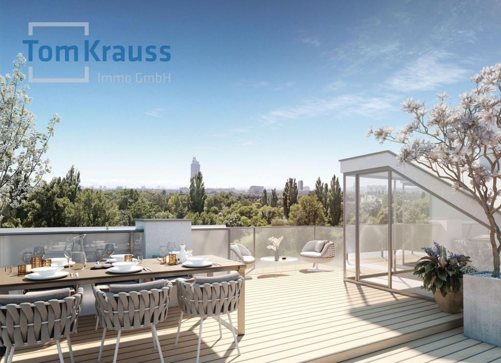 LUXUS-PENTHOUSE AN DER ALTEN DONAU 360° Panoramablick /  / 1210Wien / Bild 9