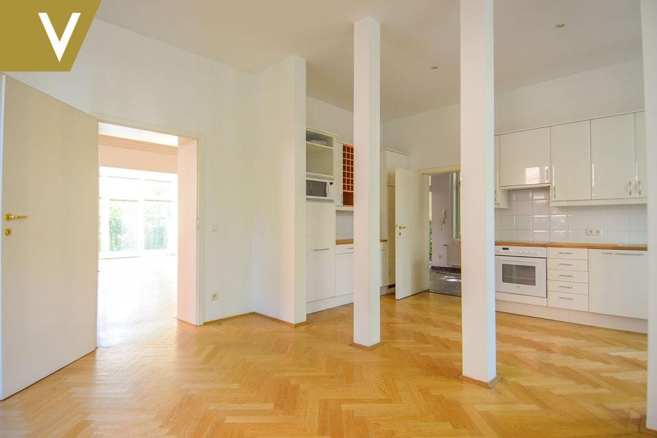 jpgcnt ---- Zentral wohnen in idyllisch, grünen Umgebung // Central residence in idillic, green surrounding /  / 1180Wien / Bild 0