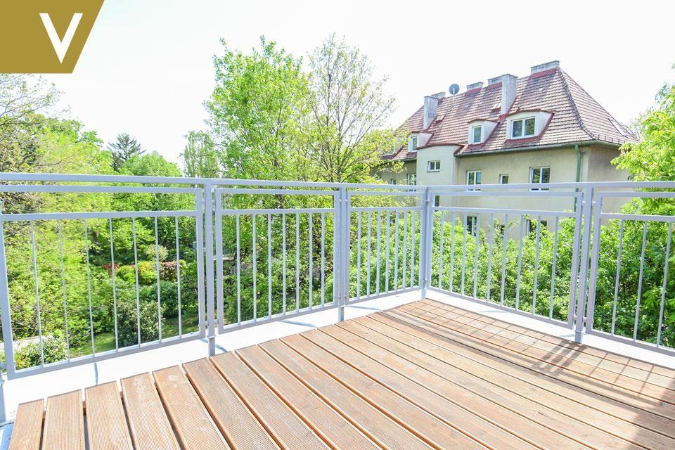jpgcnt ---- Zentral wohnen in idyllisch, grünen Umgebung // Central residence in idillic, green surrounding /  / 1180Wien / Bild 12
