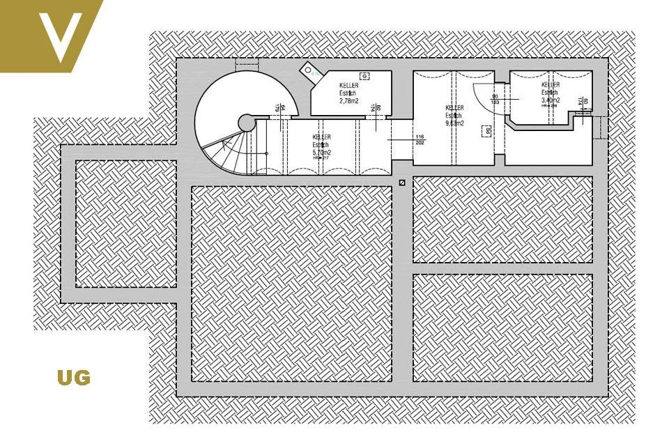 jpgcnt ---- Zentral wohnen in idyllisch, grünen Umgebung // Central residence in idillic, green surrounding /  / 1180Wien / Bild 18