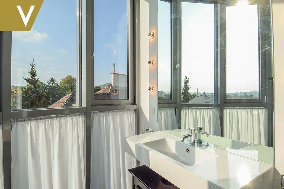 Ein Dachgeschoss-Juwel in Grinzing // A Penthouse Jewlery in Grinzing /  / 1190Wien / Bild 4