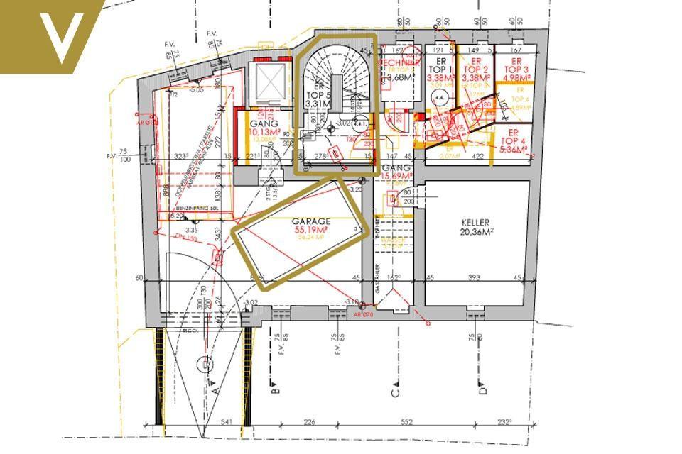 Ein Dachgeschoss-Juwel in Grinzing // A Penthouse Jewlery in Grinzing /  / 1190Wien / Bild 14