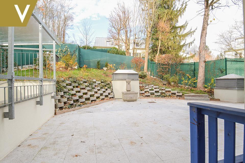 Luxuriös, exquisite, romantisch?. Mit 2 Gartenterrassen und vieles mehr // Luxurious, exquisite, romantic .... with 2 garden terraces and much more // /  / 1180Wien / Bild 19
