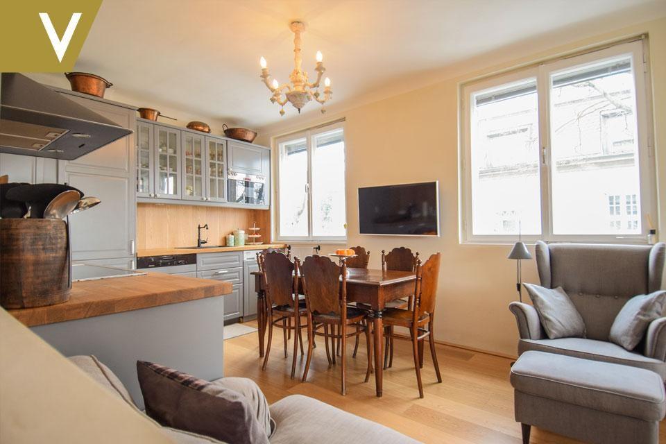 jpgcnt ---- Entzückende Eigentumswohnung in begehrter Lage // Delightful Apartment in sought of location // /  / 1190Wien / Bild 3