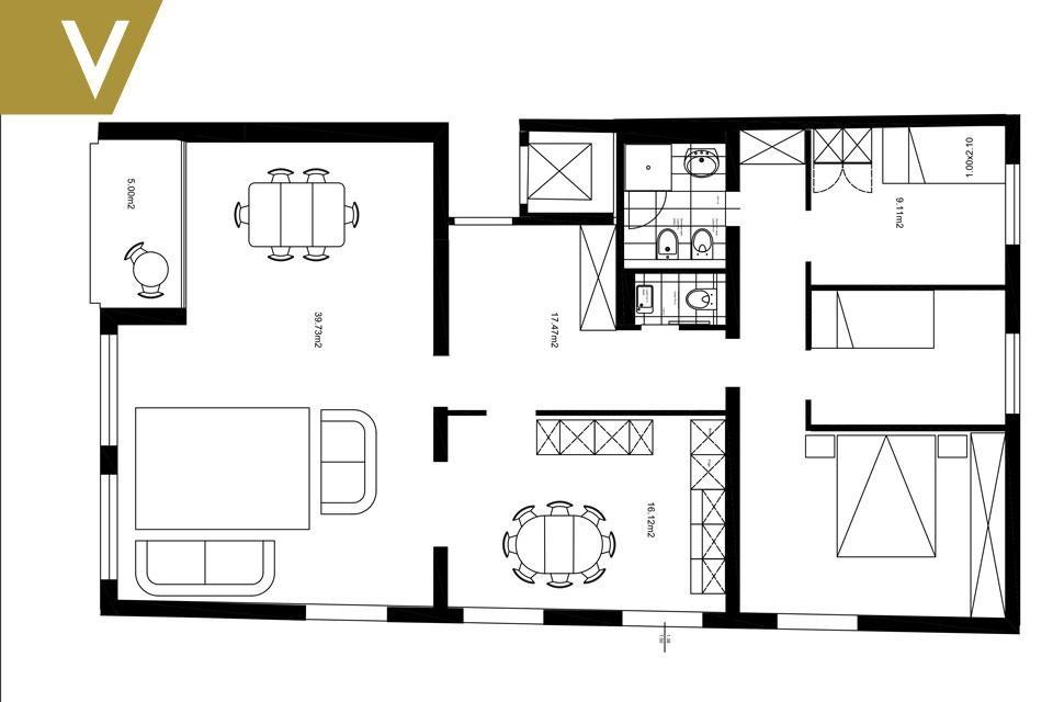 jpgcnt ---- Entzückende Eigentumswohnung in begehrter Lage // Delightful Apartment in sought of location // /  / 1190Wien / Bild 9