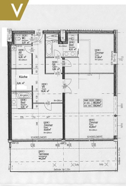 Luxuriöse Mietwohnung für allerhöchste Ansprüche / Luxurious rent apartment for highest demands // /  / 1190Wien / Bild 16