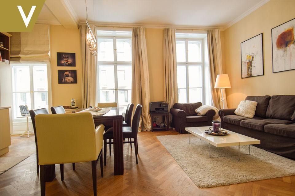 Luxus-City-Wohnung nächst Wiener Staatsoper // Luxury City Apartment near Vienna States Opera /  / 1010Wien / Bild 1