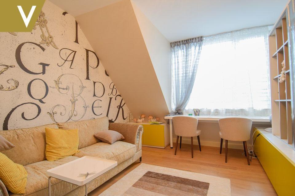 Luxuswohnung in Innenstadtnähe, elegant möbliert // Luxury apartment near city center, elegantly furnished // /  / 1090Wien / Bild 1