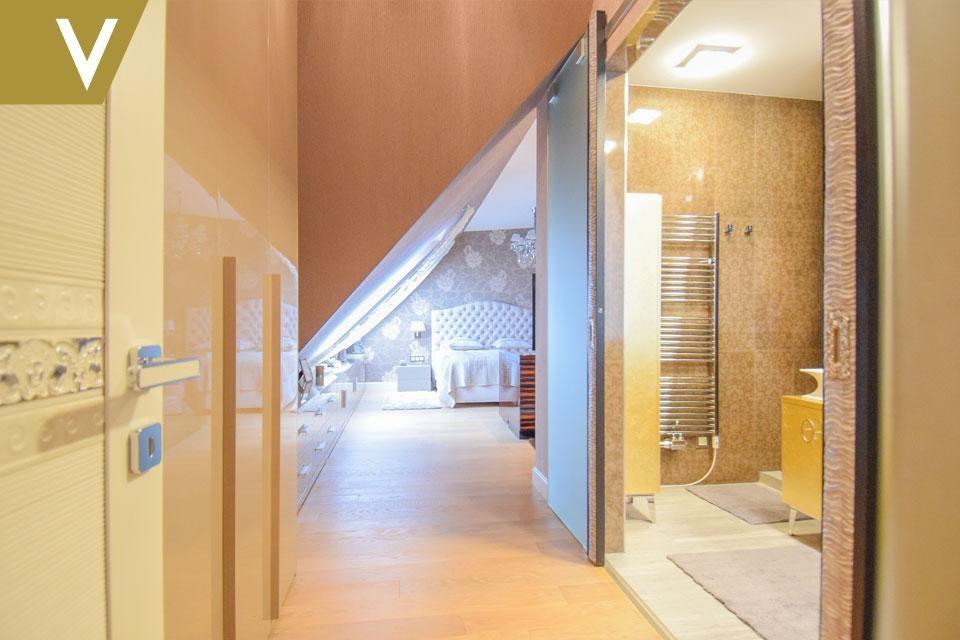 Luxuswohnung in Innenstadtnähe, elegant möbliert // Luxury apartment near city center, elegantly furnished // /  / 1090Wien / Bild 7
