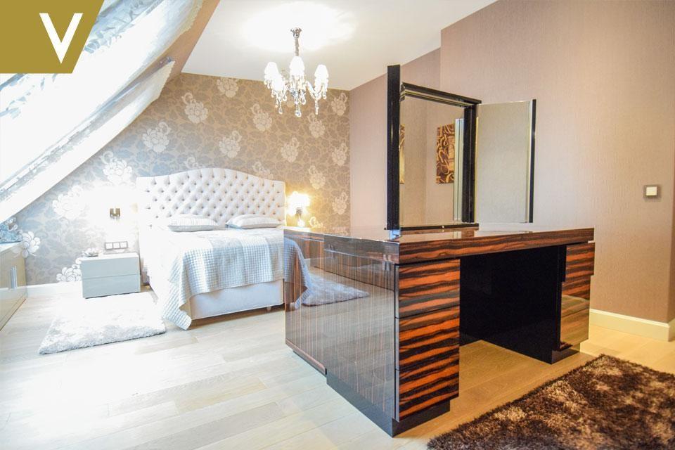 Luxuswohnung in Innenstadtnähe, elegant möbliert // Luxury apartment near city center, elegantly furnished // /  / 1090Wien / Bild 8