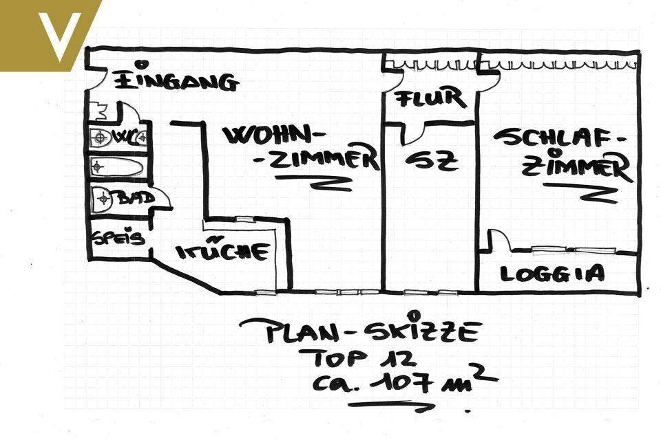 Möblierte Wohnung // Furnished City Apartment /  / 1050Wien / Bild 10