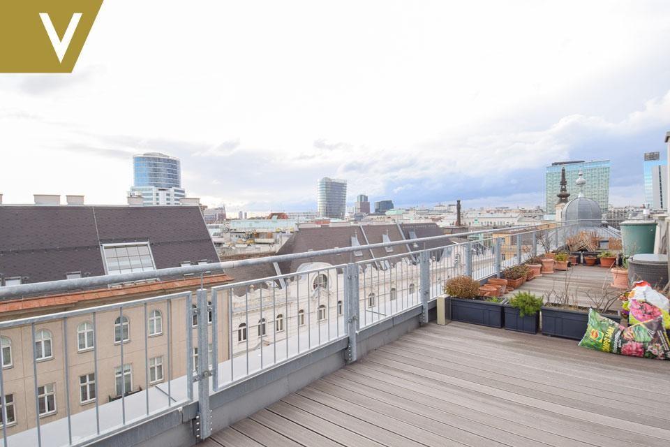 Luxus Terrassen-Maisonette // Luxury Terrace Duplex-Apartment /  / 1020Wien / Bild 10