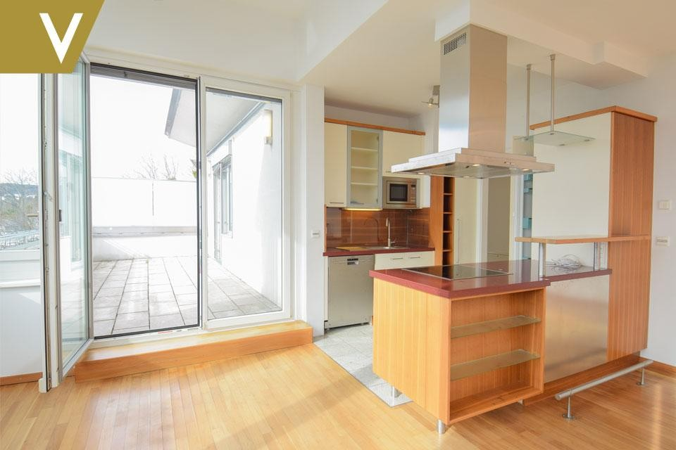 Moderne Terrassen-Maisonette mit 4 Schlafzimmer // Modern Terrace Duplex with 4 Bed-Rooms /  / 1180Wien / Bild 0