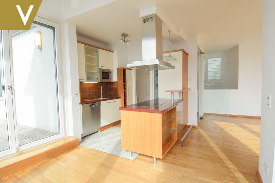 Moderne Terrassen-Maisonette mit 4 Schlafzimmer // Modern Terrace Duplex with 4 Bed-Rooms /  / 1180Wien / Bild 1