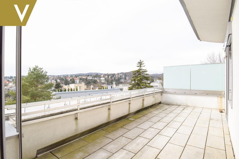 Moderne Terrassen-Maisonette mit 4 Schlafzimmer // Modern Terrace Duplex with 4 Bed-Rooms /  / 1180Wien / Bild 2