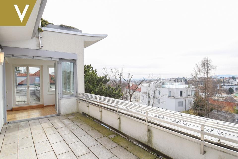 Moderne Terrassen-Maisonette mit 4 Schlafzimmer // Modern Terrace Duplex with 4 Bed-Rooms /  / 1180Wien / Bild 3
