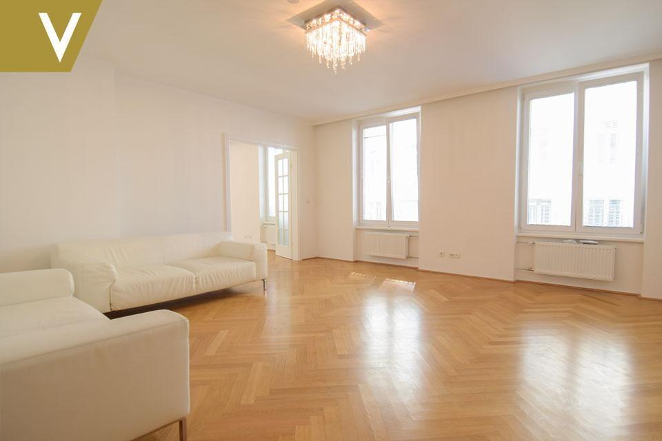 Innenstadtwohnung für hohe Ansprüche // City-Center Apartment for high demands /  / 1010Wien / Bild 4