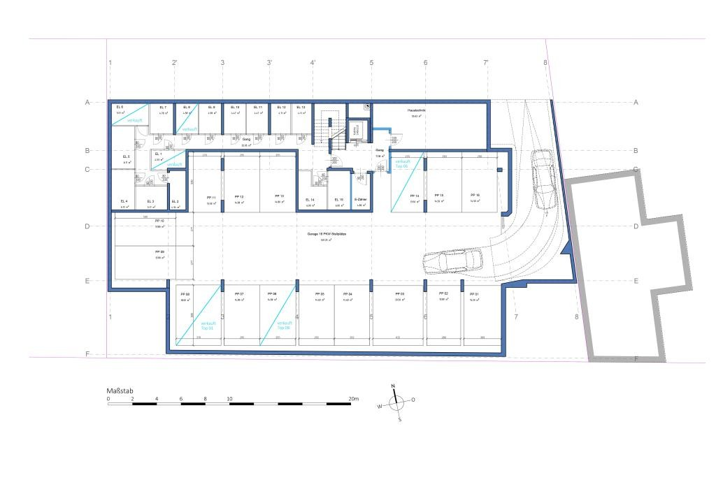 jpgcnt ---- Attraktive Gartenwohnung in Aspern  - Provisionsfrei // Lovely garden apartment in Aspern - Commission FREE /  / 1220Wien / Bild 6