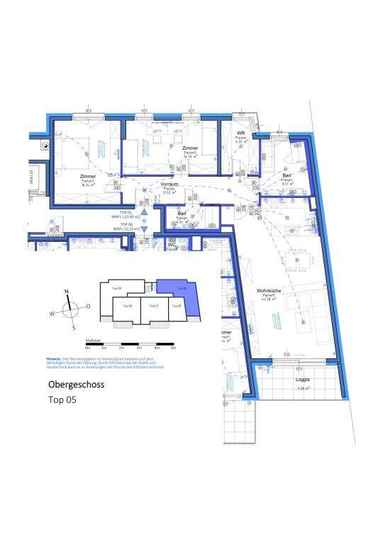 Schöne Wohnung mit Loggia in Aspern - PROVISIONSFREI // Beautiful apartment with loggia in Aspern - Commissionfree // /  / 1220Wien / Bild 4