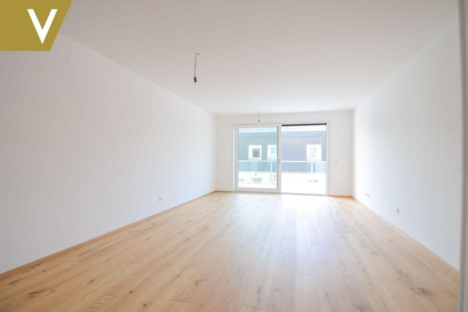 3 Zimmerwohnung mit riesigem Balkon in Aspern - PROVISIONSFREI // 3 room apartment with huge balcony in Aspern - Commissionfree // /  / 1220Wien / Bild 0