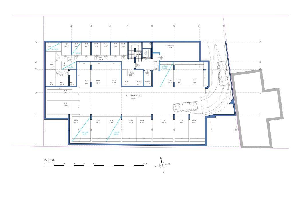 jpgcnt ---- 3 Zimmerwohnung mit riesigem Balkon in Aspern - PROVISIONSFREI // 3 room apartment with huge balcony in Aspern - Commissionfree /  / 1220Wien / Bild 5