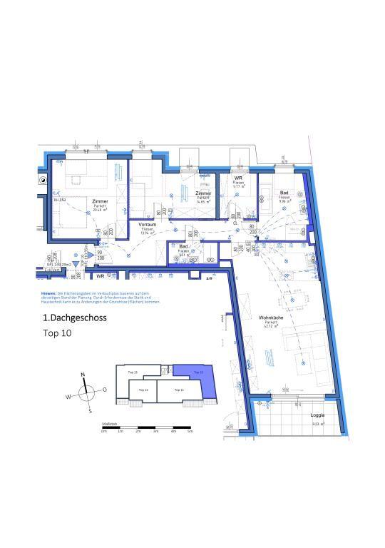 jpgcnt ---- 3 Zimmer mit Terrasse die zum Bleiben einlädt - Provisionsfrei // 3 Rooms with terrace that invites you to stay - Commission Free // /  / 1220Wien / Bild 9