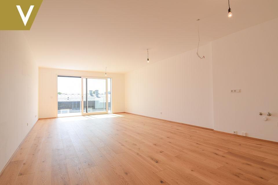 Feine 4 Zimmerwohnung mit Terrasse in Aspern- Provisionsfrei // Fine 4 rooms apartment with terrace in Aspern  - Commission Free // /  / 1220Wien / Bild 4