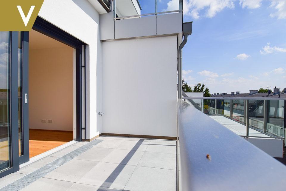 Feine 4 Zimmerwohnung mit Terrasse in Aspern- Provisionsfrei // Fine 4 rooms apartment with terrace in Aspern  - Commission Free // /  / 1220Wien / Bild 5