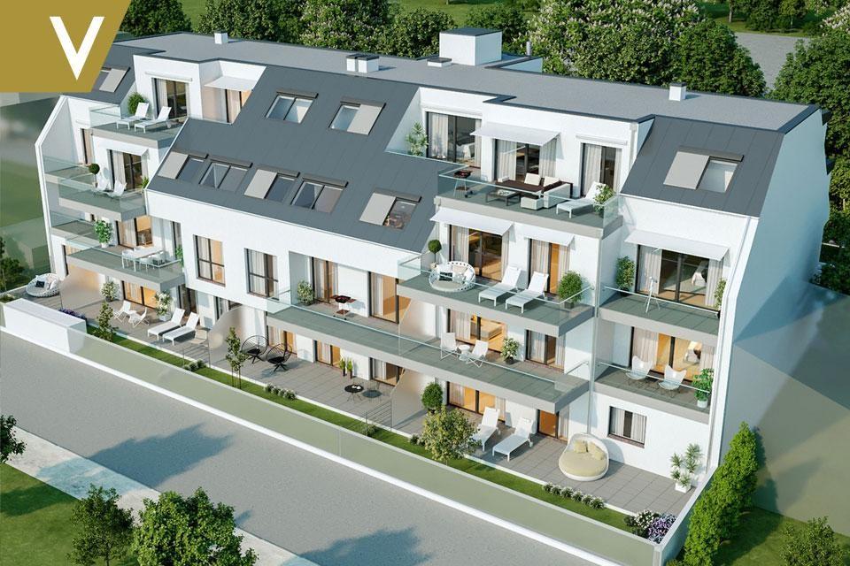 Feine 4 Zimmerwohnung mit Terrasse in Aspern- Provisionsfrei // Fine 4 rooms apartment with terrace in Aspern  - Commission Free // /  / 1220Wien / Bild 7
