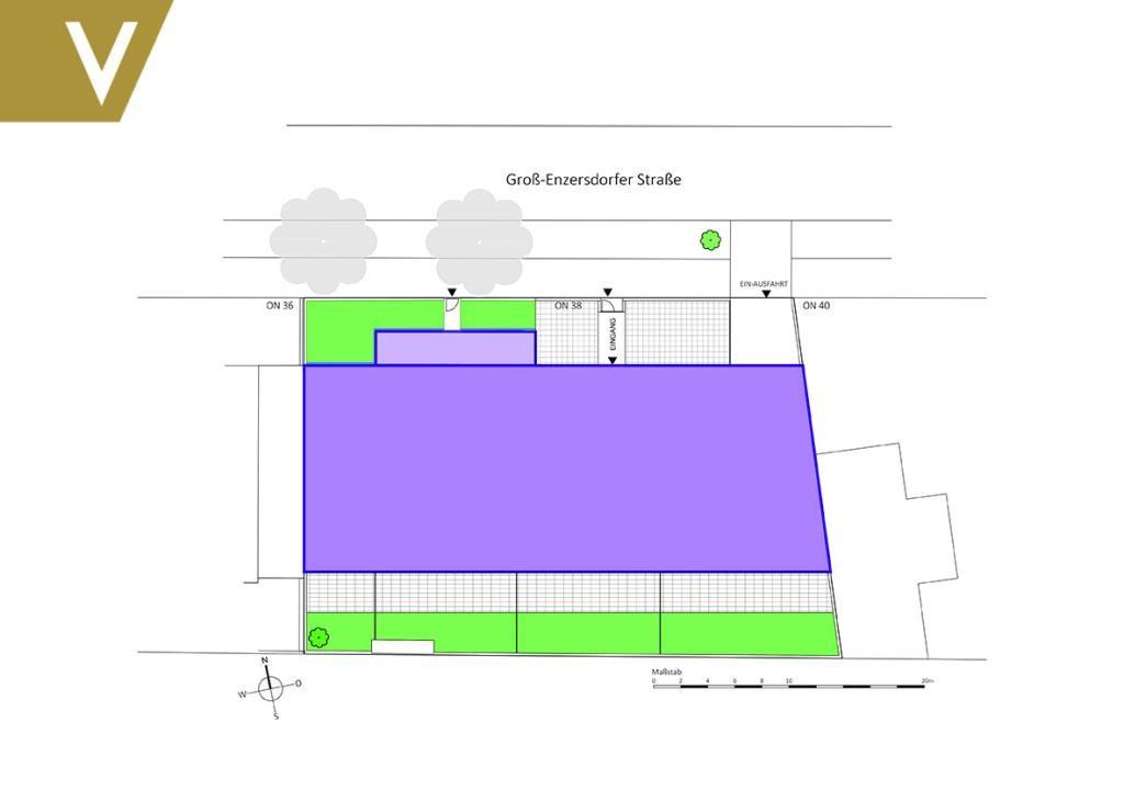 Feine 4 Zimmerwohnung mit Terrasse in Aspern- Provisionsfrei // Fine 4 rooms apartment with terrace in Aspern  - Commission Free // /  / 1220Wien / Bild 9