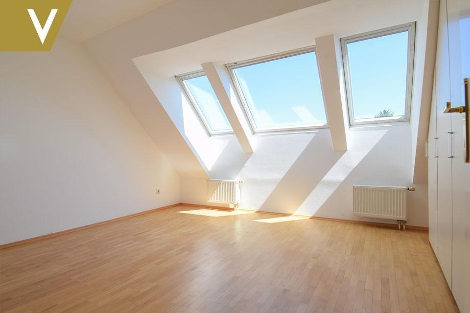 Moderne Maisonette im Grünen // Modern Duplex in the greenery /  / 1190Wien / Bild 7