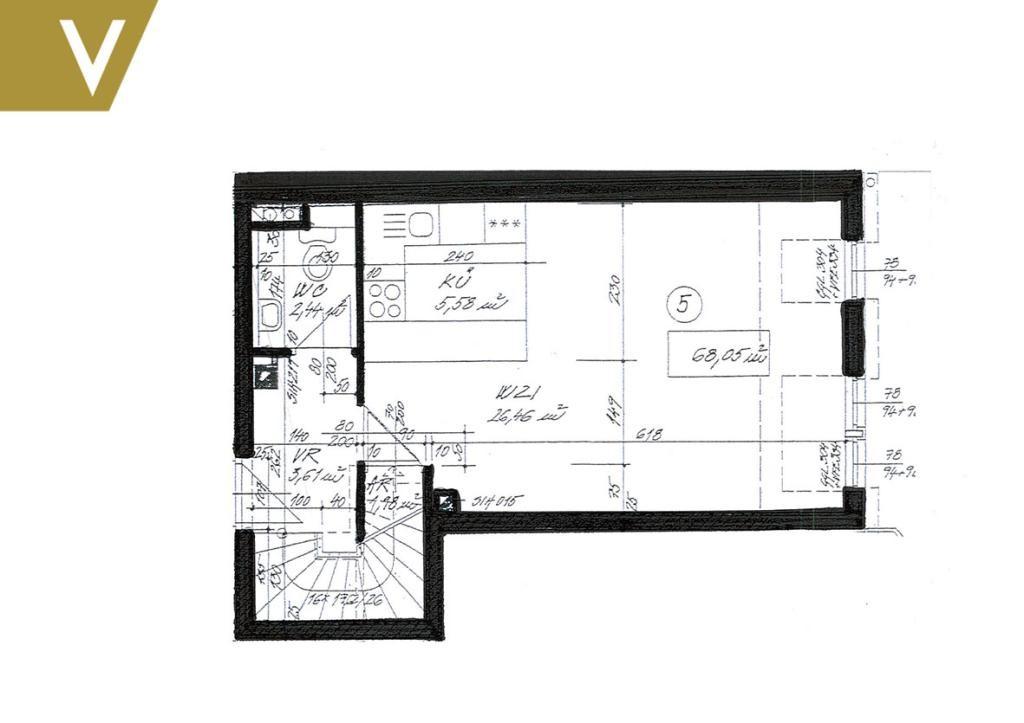Moderne Maisonette im Grünen // Modern Duplex in the greenery /  / 1190Wien / Bild 10