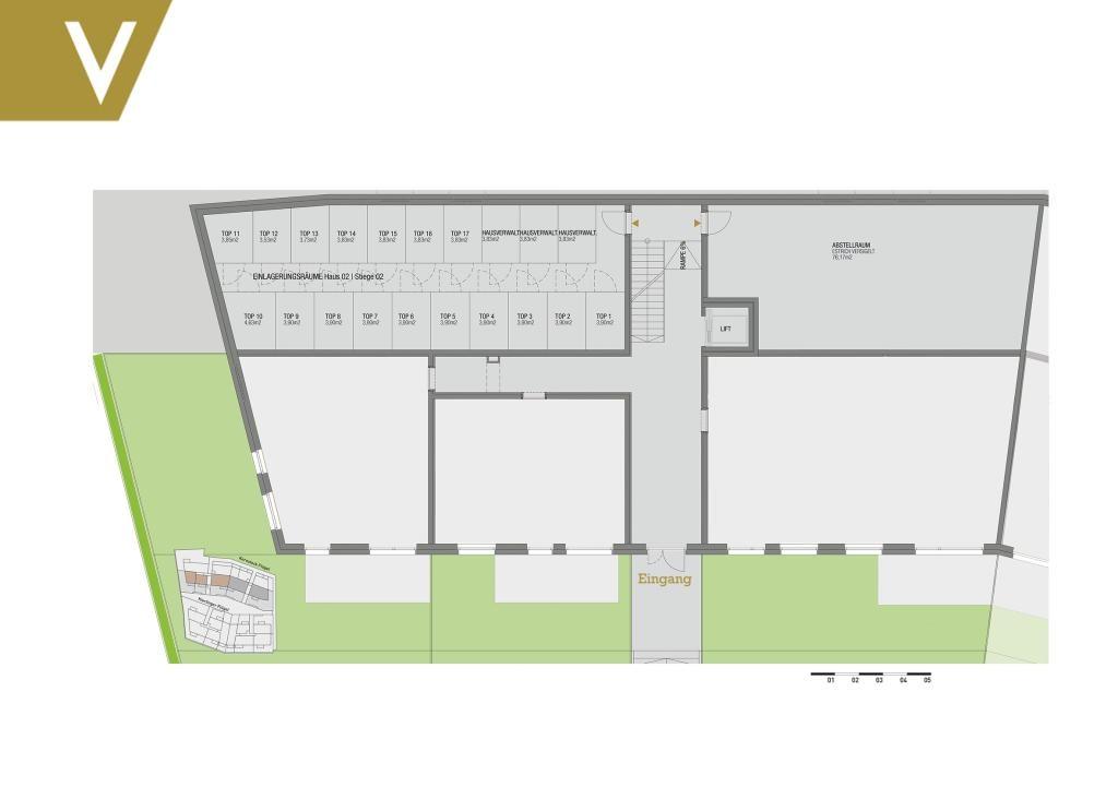 Wohnung mit Balkon / Baurecht-Provisionsfrei // Apartment with Balcony / Construction-Right - Free of Commission // /  / 3400Klosterneuburg / Bild 7
