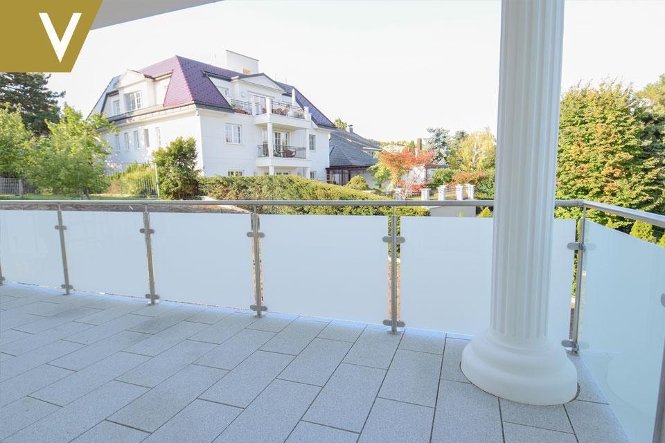 Wohnen in einer elitären Gegend mit 3 Terrassen und 2 Garagenplätze // Living in an elitist area with 3 terraces and 2 garages // /  / 1190Wien / Bild 3