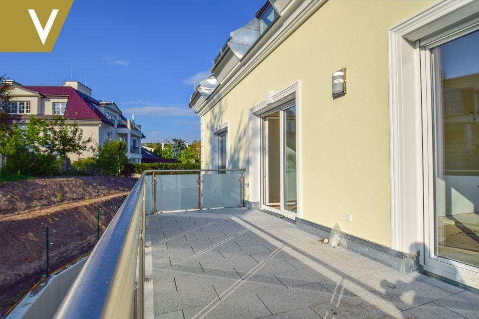 Wohnen in einer elitären Gegend mit 3 Terrassen und 2 Garagenplätze // Living in an elitist area with 3 terraces and 2 garages // /  / 1190Wien / Bild 11