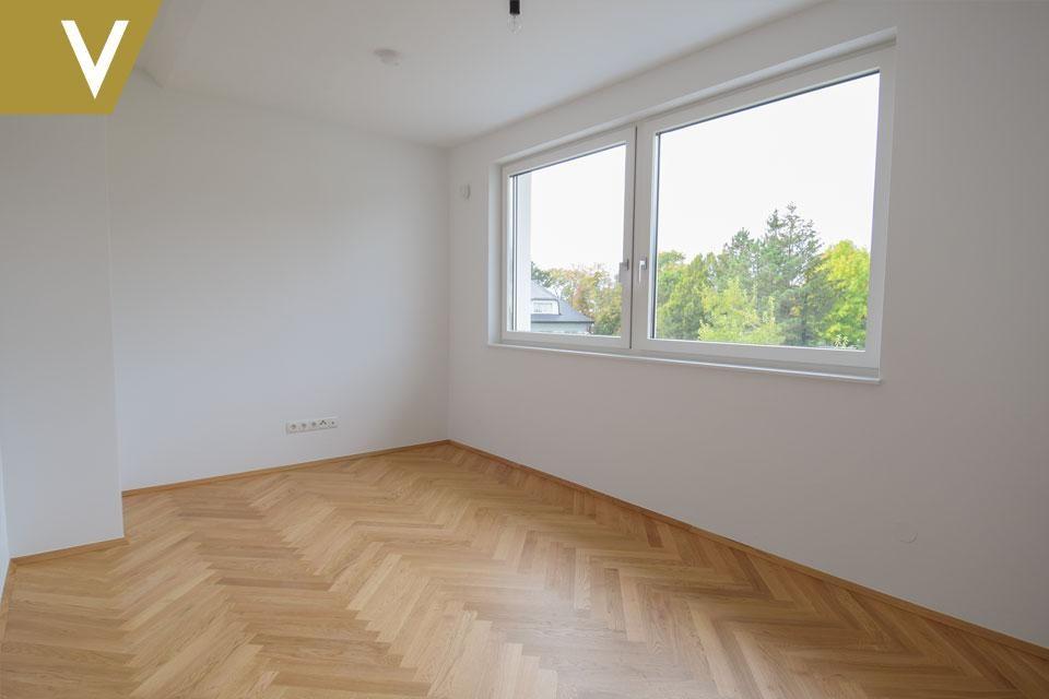 Luxus-Maisonette mit Rundum-Weitblick und 2 optionale Garagenplätze // Luxury duplex with panoramic views and 2 optional garages /  / 1190Wien / Bild 0