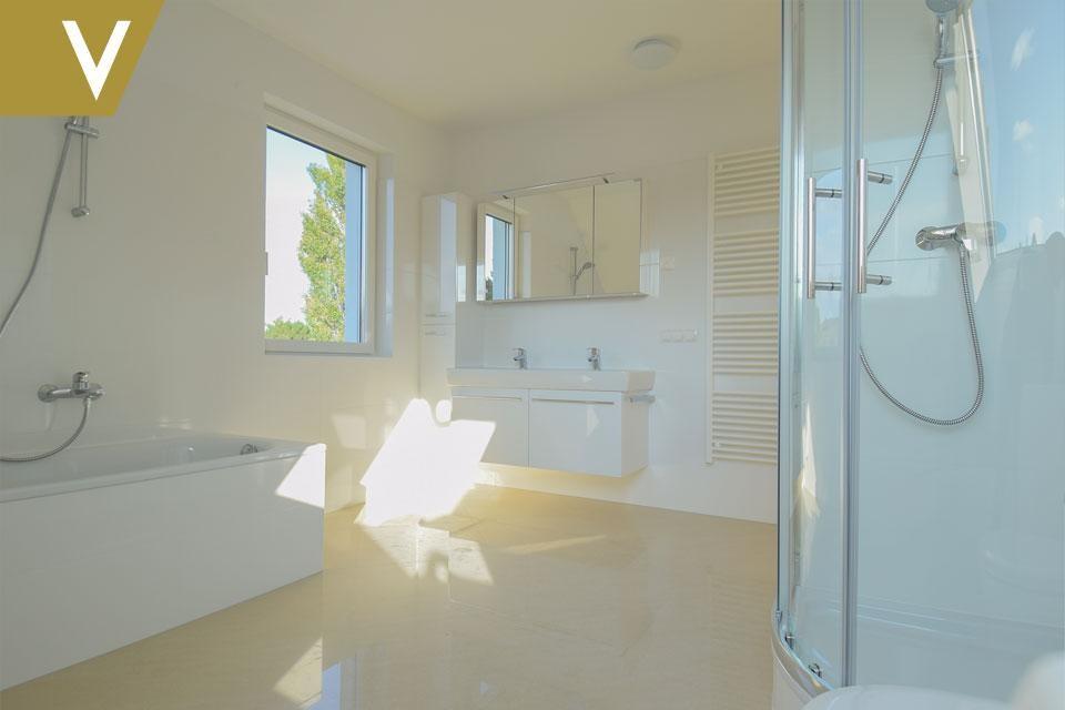 Luxus-Maisonette mit Rundum-Weitblick und 2 optionale Garagenplätze // Luxury duplex with panoramic views and 2 optional garages /  / 1190Wien / Bild 3