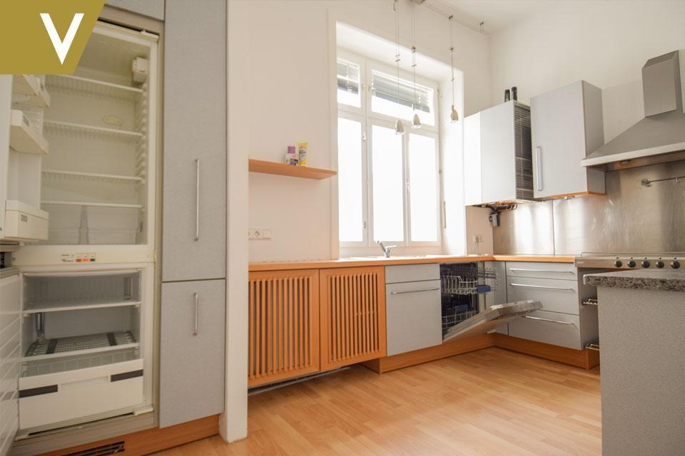 Wunderschöne Wohnung im prachtvollen Altbau // Beautiful Apartment in magnificent Century Building /  / 1040Wien / Bild 4