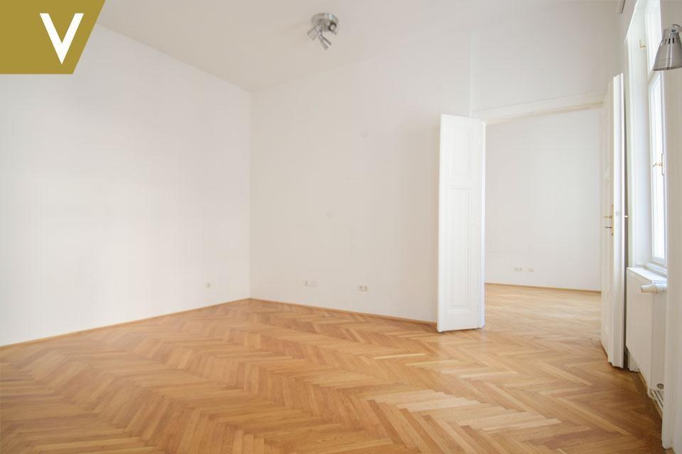 Wunderschöne Wohnung im prachtvollen Altbau // Beautiful Apartment in magnificent Century Building /  / 1040Wien / Bild 10