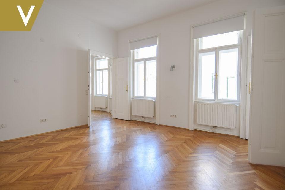 Wunderschöne Wohnung im prachtvollen Altbau // Beautiful Apartment in magnificent Century Building /  / 1040Wien / Bild 11