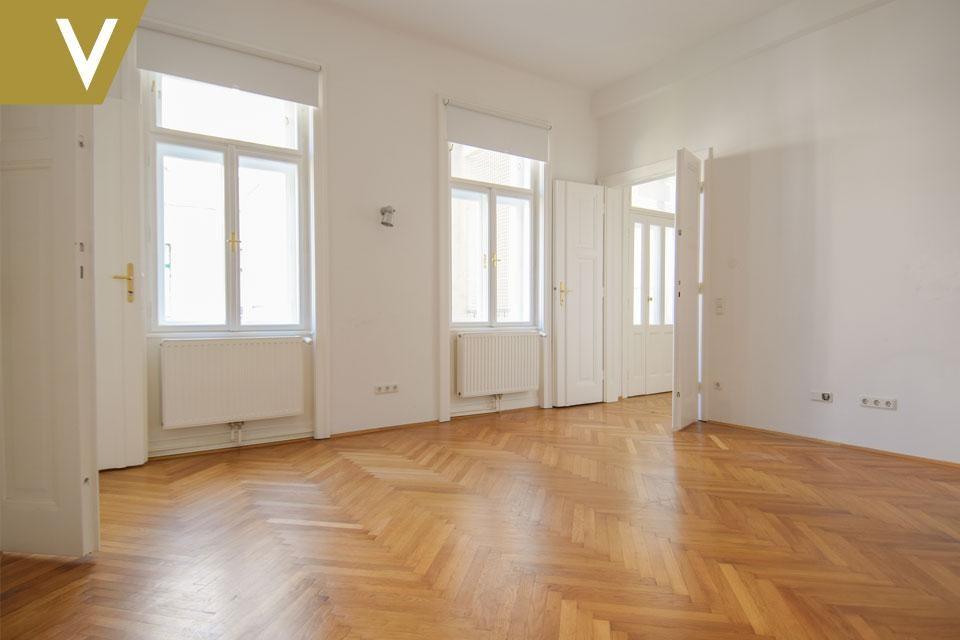 Wunderschöne Wohnung im prachtvollen Altbau // Beautiful Apartment in magnificent Century Building /  / 1040Wien / Bild 12