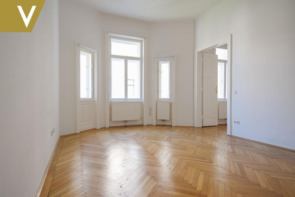 Wunderschöne Wohnung im prachtvollen Altbau // Beautiful Apartment in magnificent Century Building /  / 1040Wien / Bild 13
