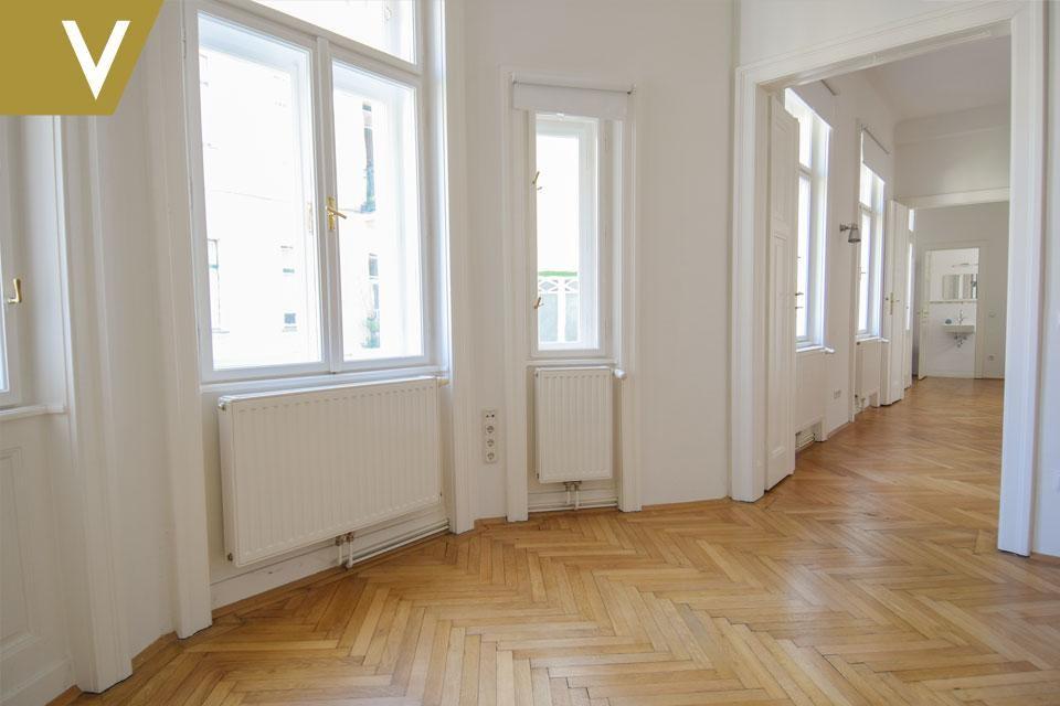 Wunderschöne Wohnung im prachtvollen Altbau // Beautiful Apartment in magnificent Century Building /  / 1040Wien / Bild 14